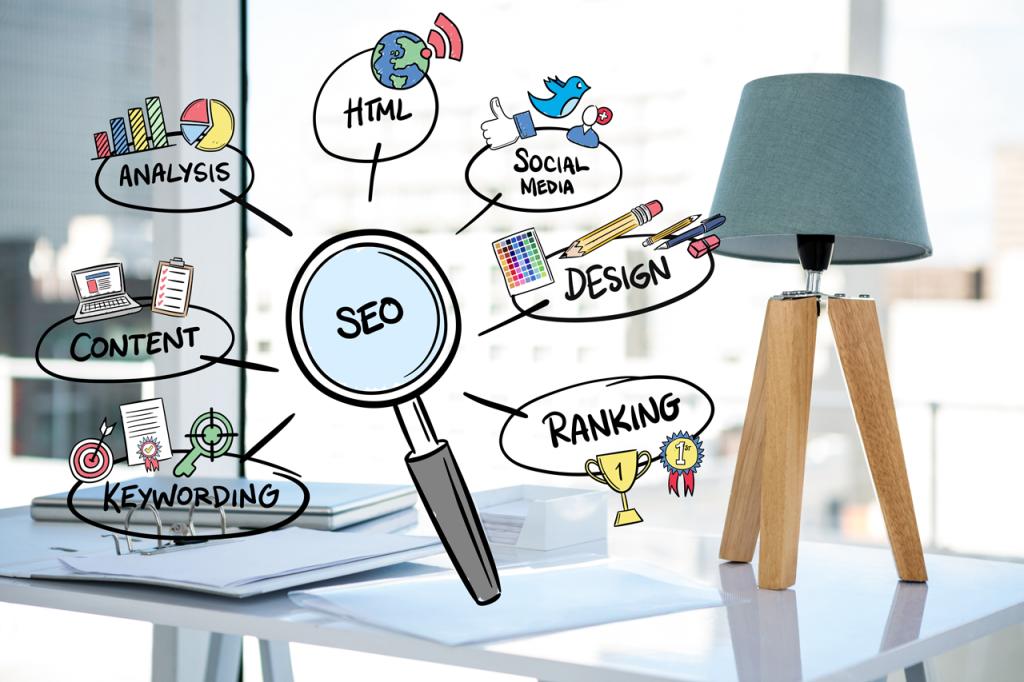 Palavras chave do marketing digital