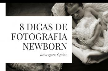 ebook dicas de fotografia newborn