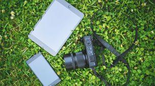 como montar seu portfolio de fotografia
