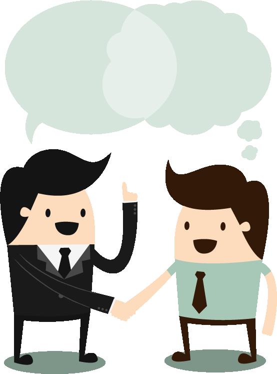 argumente com o cliente caso necessario