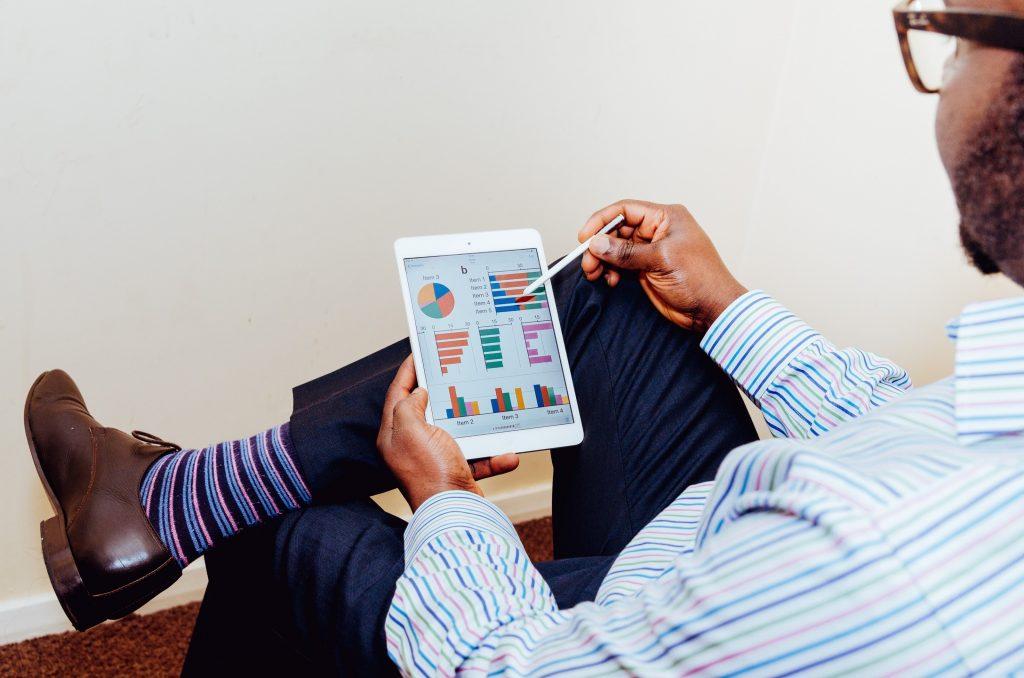 man-using-digital-tablet