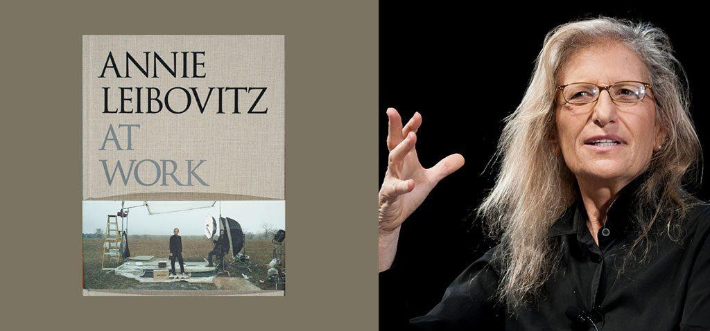 Livros-de-Fotografia-At-Work-Annie-Leibovitz