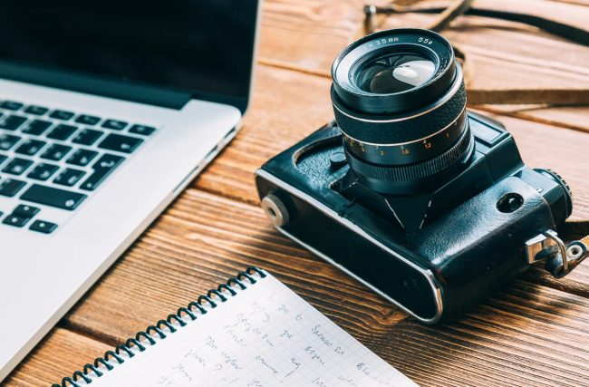 Curso de fotografia: quais as opções para me especializar?