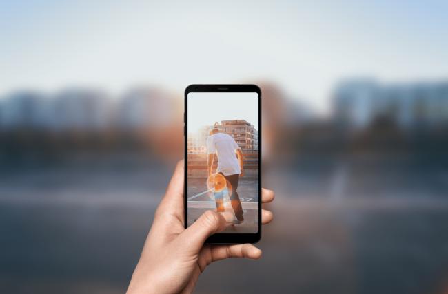 Como tirar fotos profissionais com o celular?