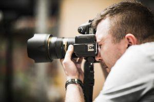 sistema de gestão para fotógrafos