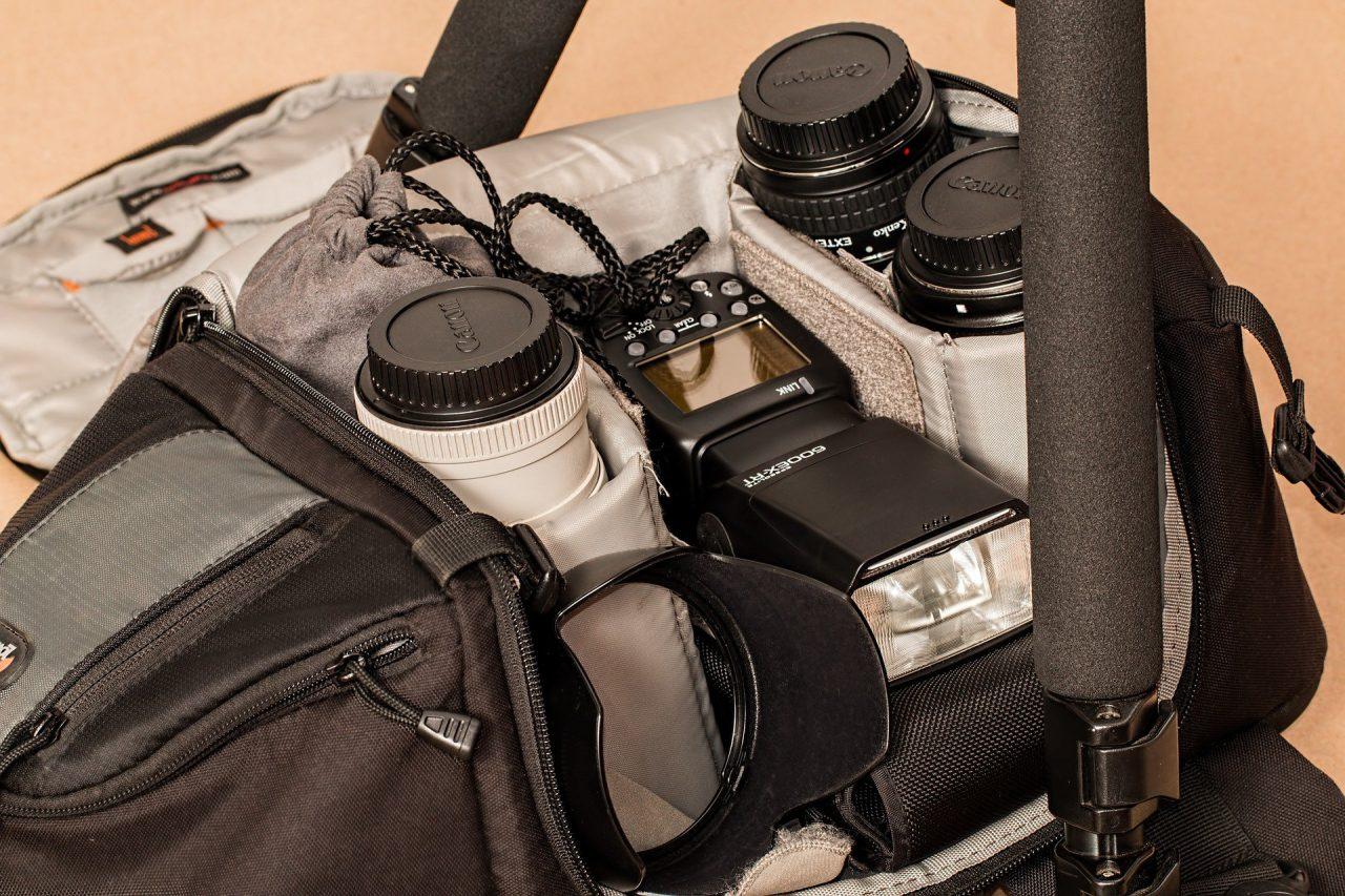 Seguro para equipamentos fotográficos – tire suas dúvidas