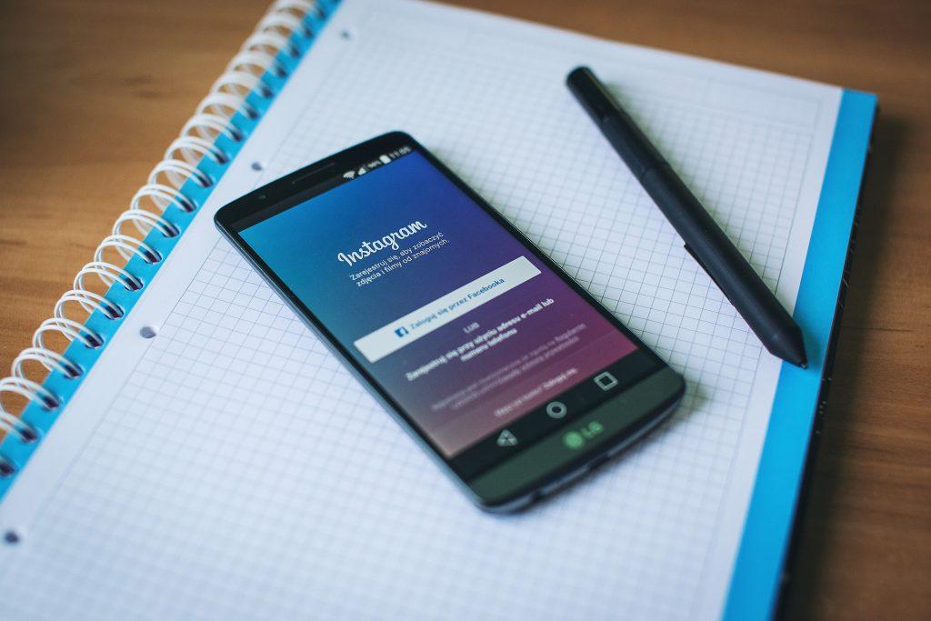 instagram no celular