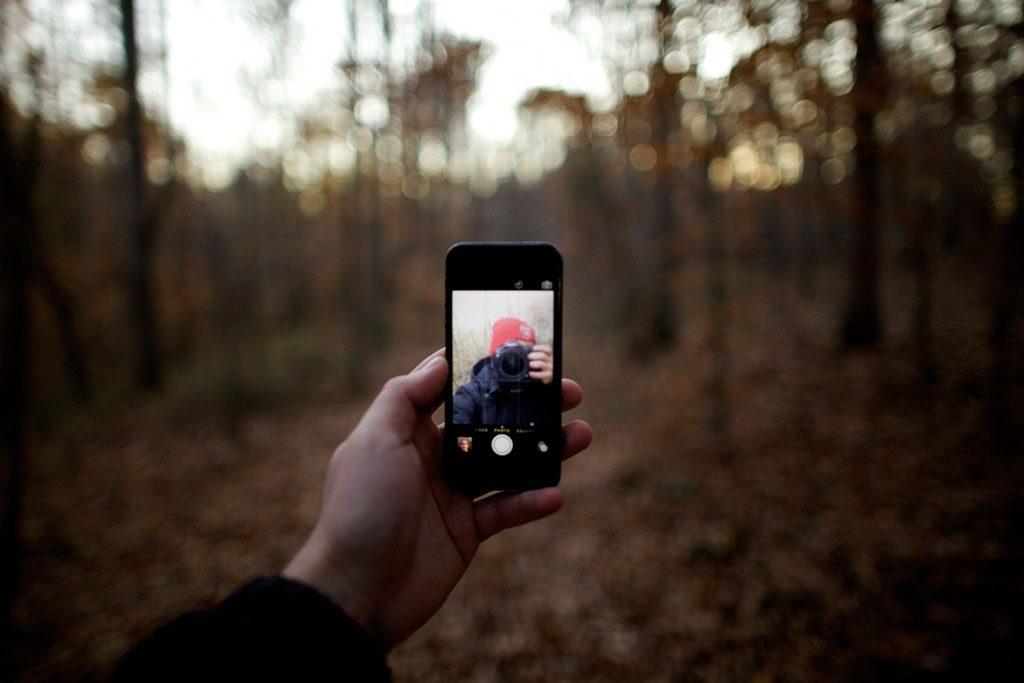 como exibir minha fotografia