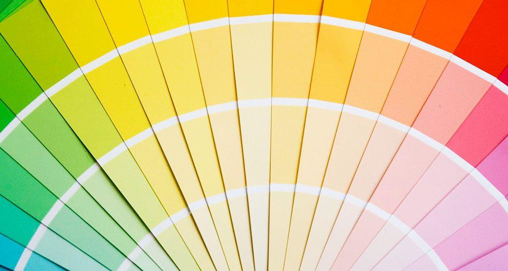 cores para usabilidade