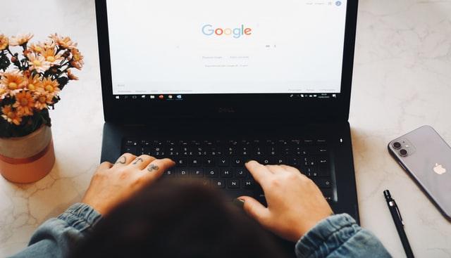 busca de palavras chaves para fotografia no google